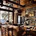 Western Rustic Style Interior Design