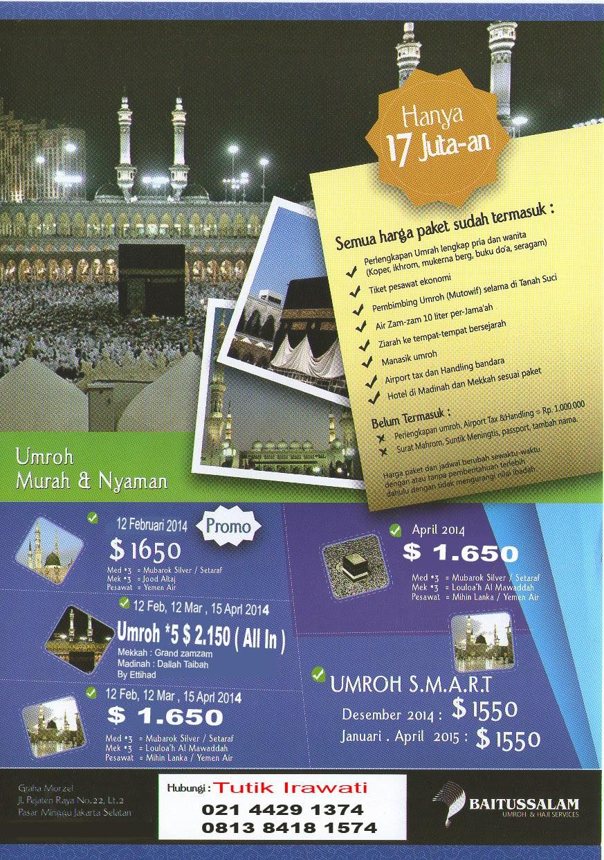 Travel Umroh Haji