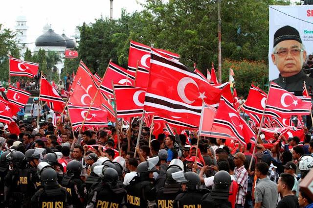 Mendagri: Bendera Aceh masih terus dinegosiasikan