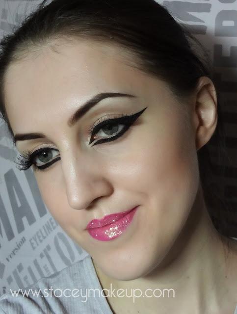 Arabic bold eyeliner tutorial