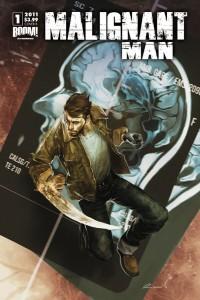 Malignant Man art poster