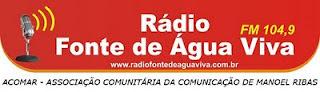 RÁDIO FONTE FM DE MANOEL RIBAS