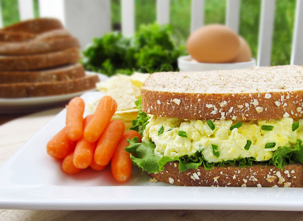 Egg Salad Sandwich