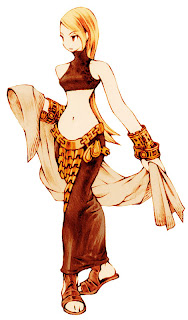 final fantasy tactics - dancer