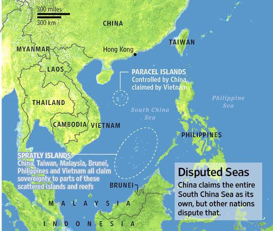 France Spratly Islands