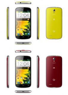 ZTE N909, Kembaran Galaxy S 3 Dengan Harga Terjangkau