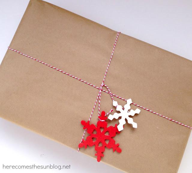 DIY Giftwrap