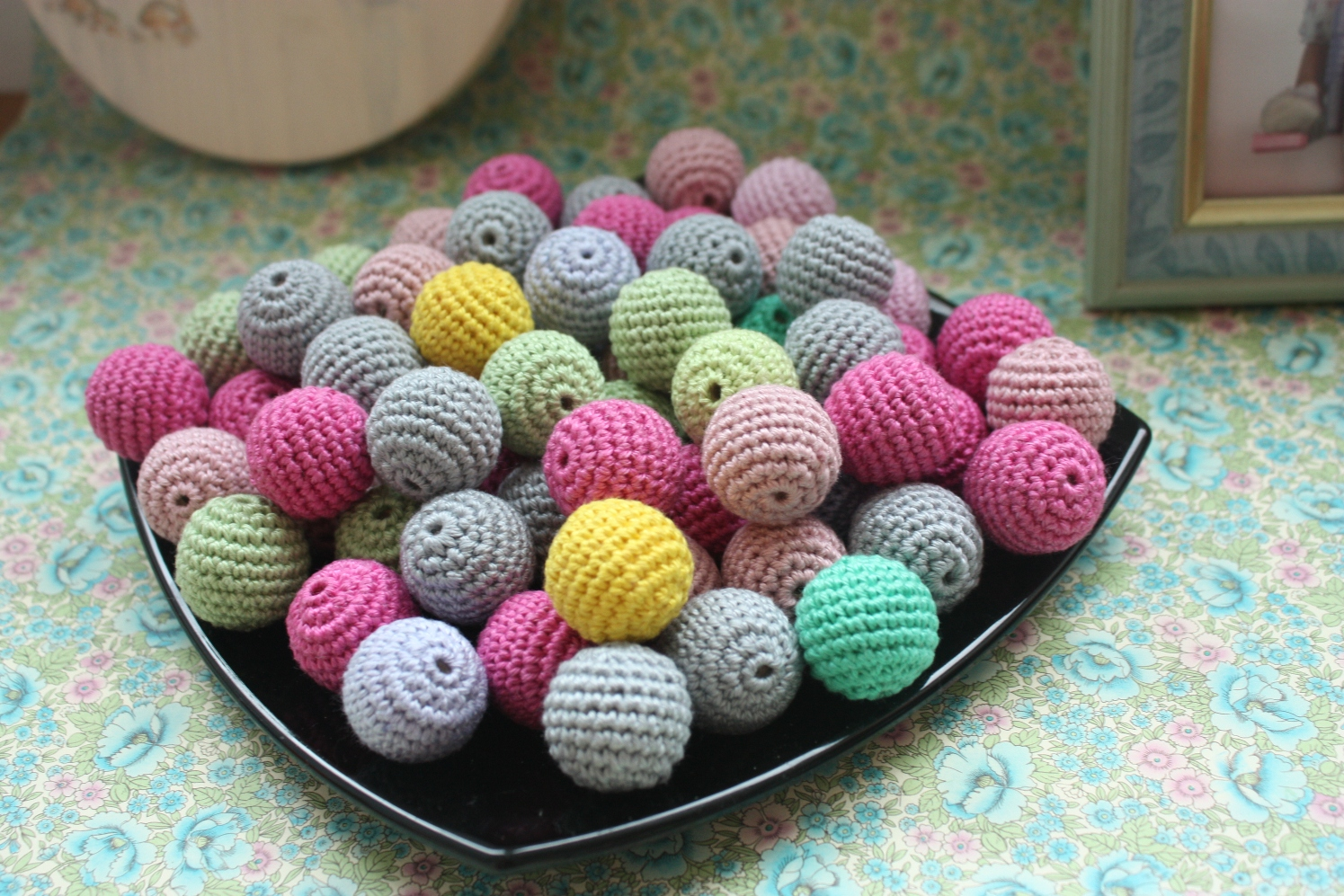 Crocheting Beads : Amigurumi creations by Happyamigurumi: Summer time in Estonia