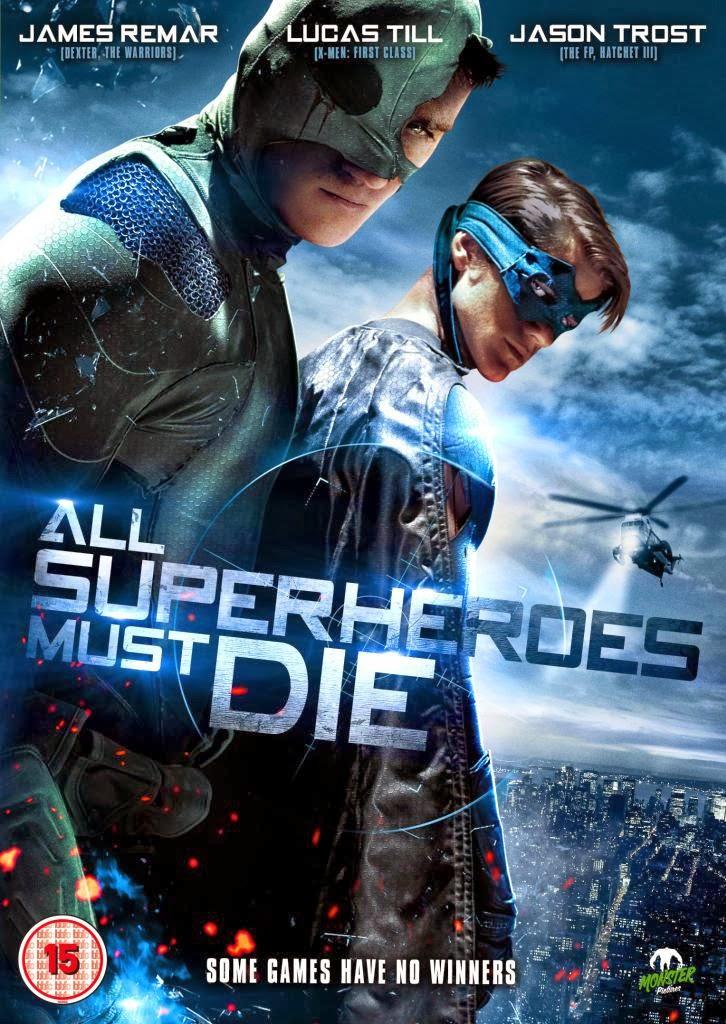 Siêu Anh Hùng Lâm Nạn -  All Superheroes Must Die