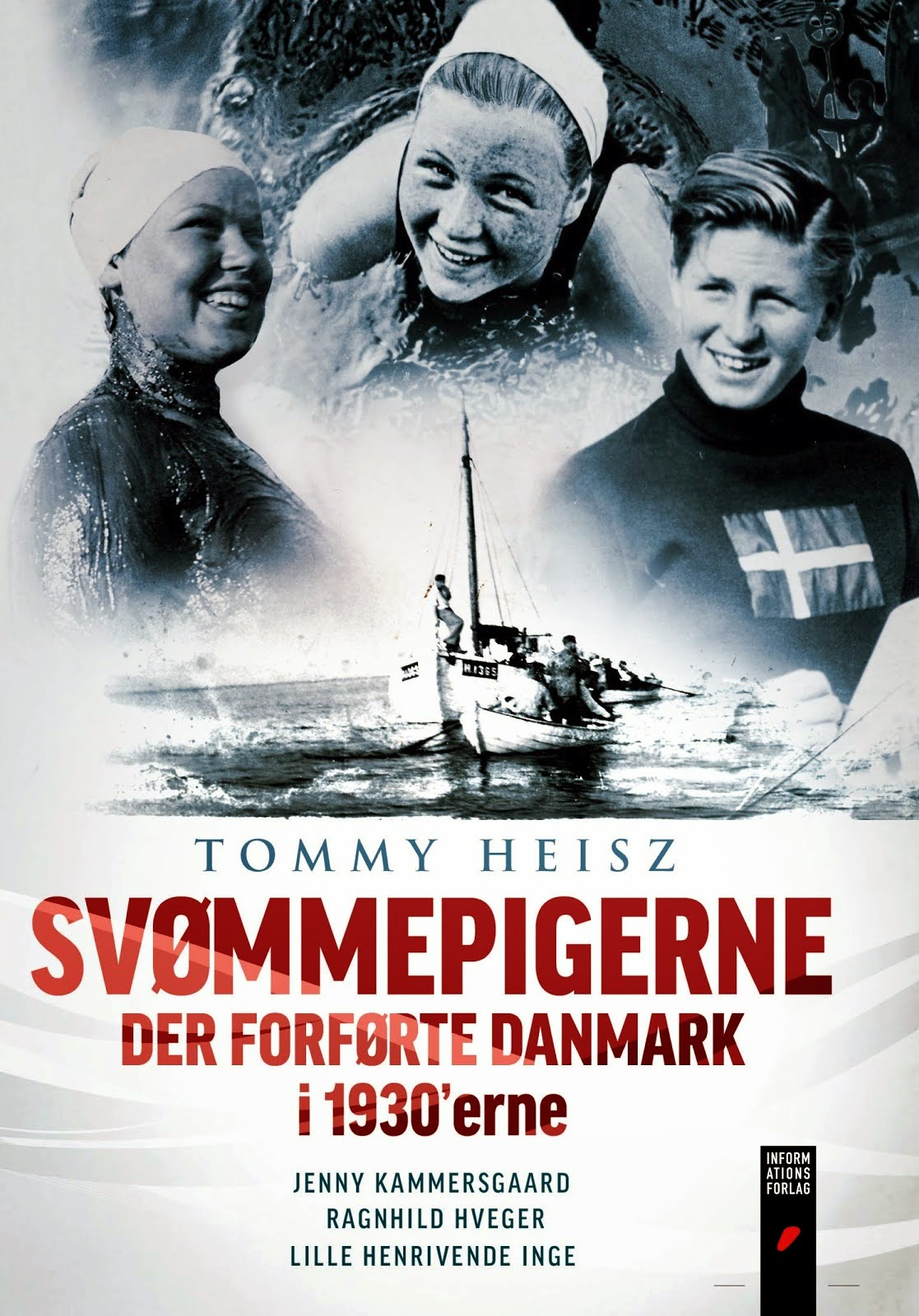 SVØMMEPIGERNE - historisk biografi: