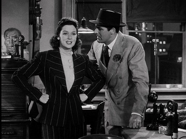 "Flashback Summer:  ""His Girl Friday"""