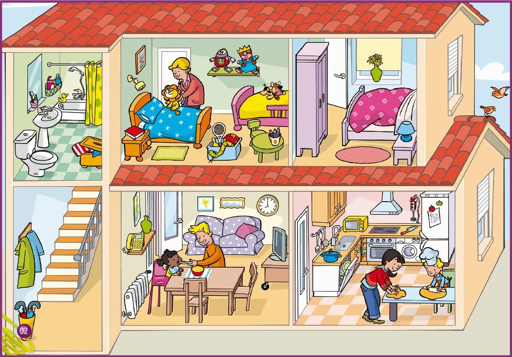 Dependencia de una casa imagui for Cosas decorativas para la casa