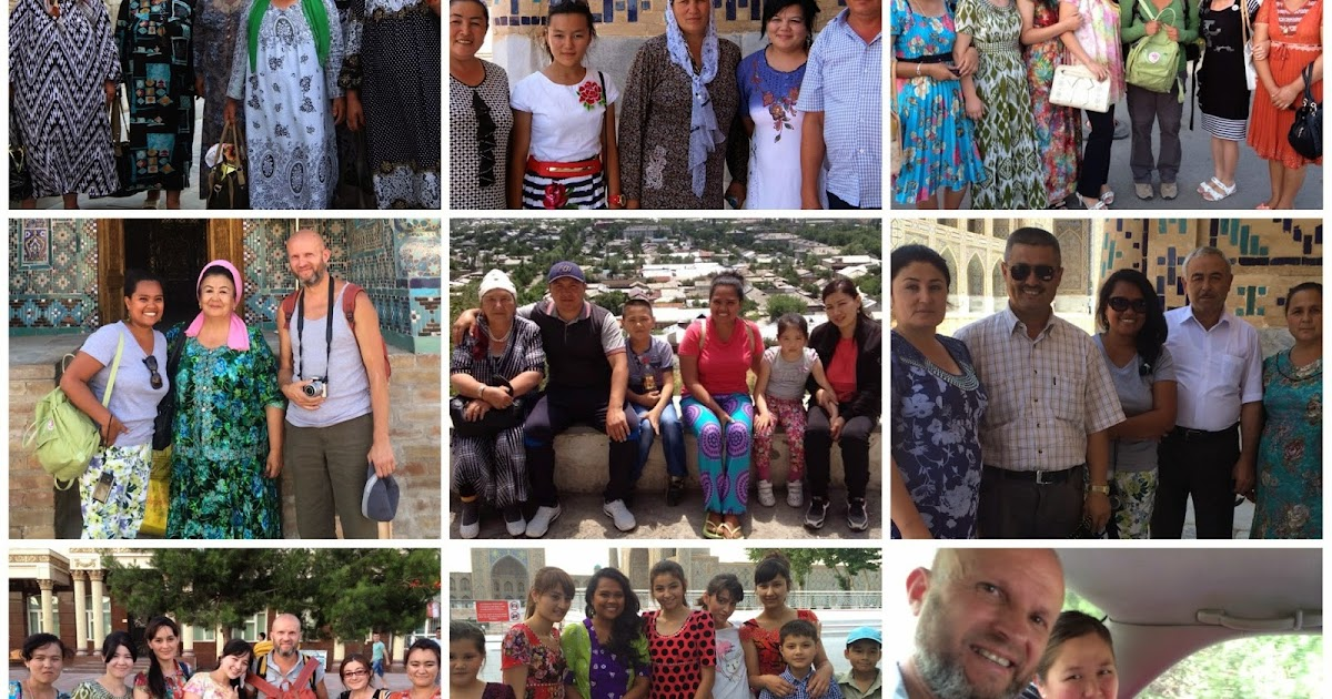 Travel Blogger Indonesia Jalan2liburan Perempuan Uzbekistan Di Negaranya