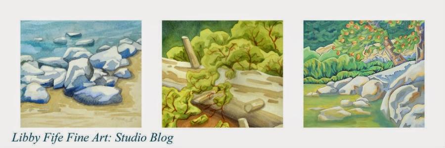 Creative Endeavors: Libby Fife's Studio Blog
