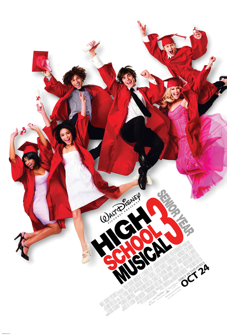 High School Musical 3: Fin de curso ()