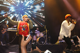 Wizkid & Runtown Live In London