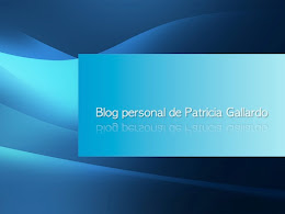 Patricia Gallardo. BLOG