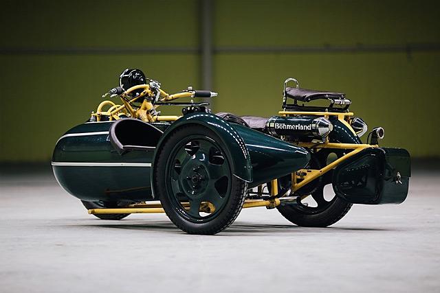 1932 Bohmerland 600cc
