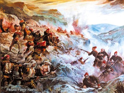 Kryengritja në Malësinë e Mbishkodrës (1911)