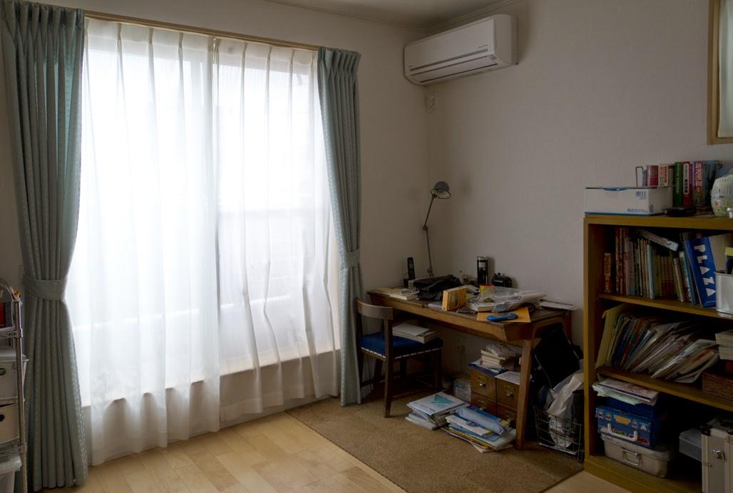 子供部屋のカーテン2
