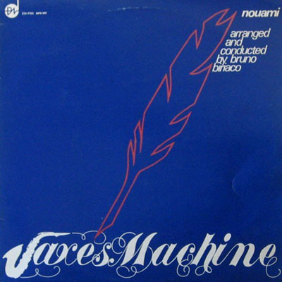 saxes machine