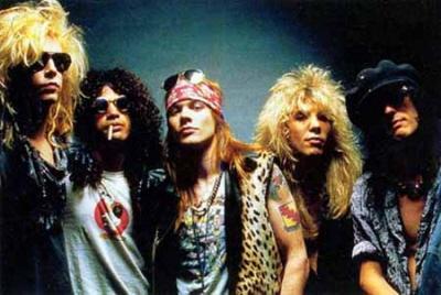 Guns N' Roses: Algumas curiosidades sobre o vocalista Axl Rose