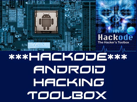 Android Mobile Hacking App