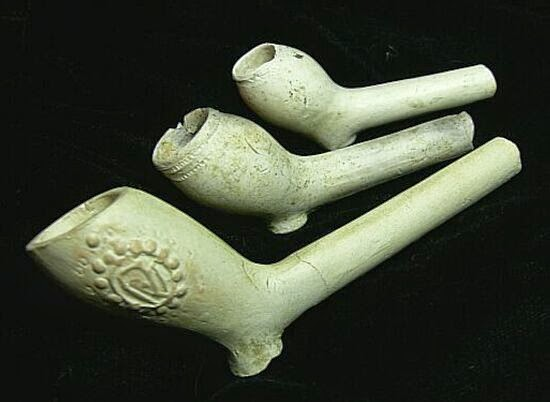 clay pipe stem dating services