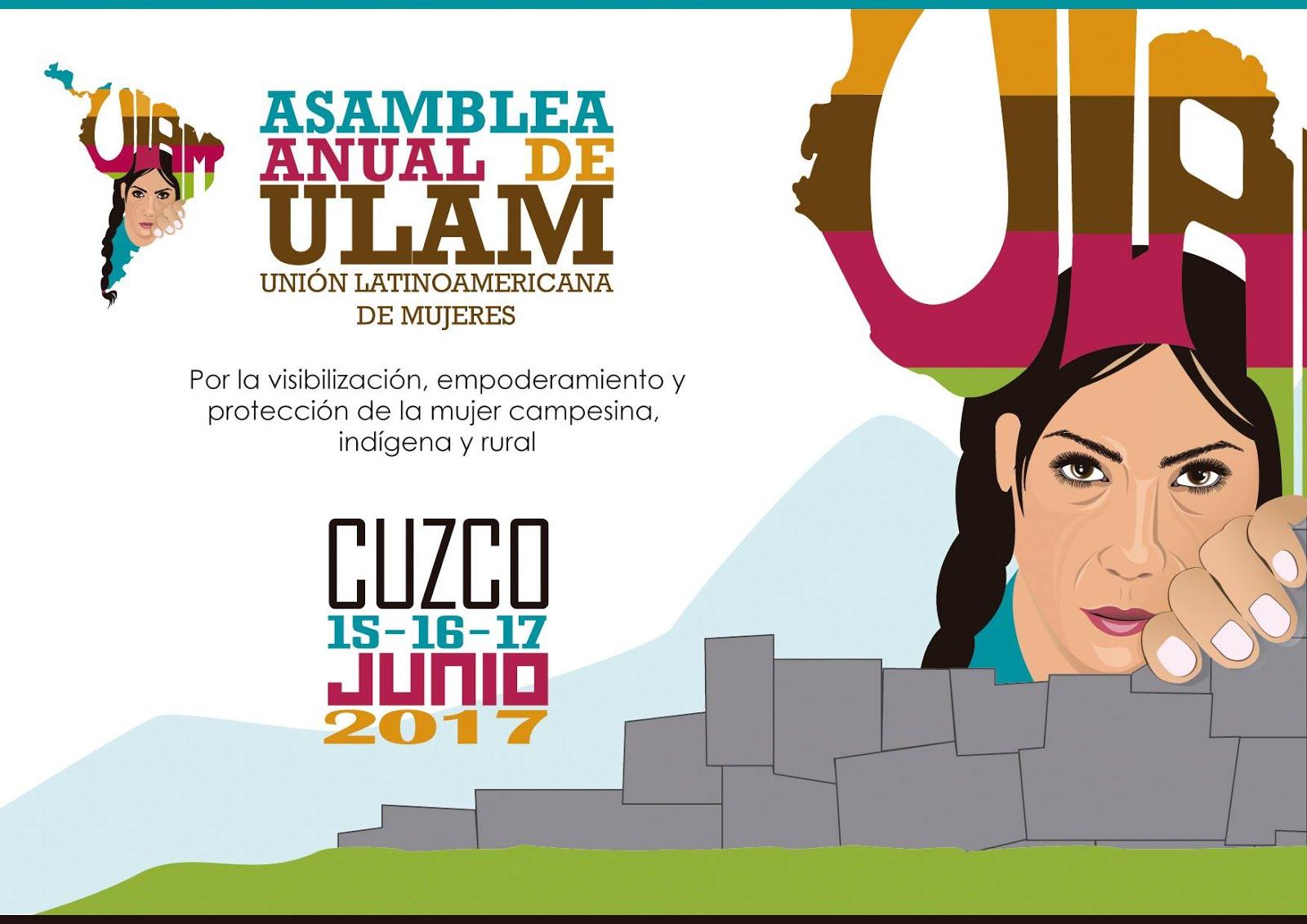 Asamblea ULAM. Cuzco, Perú