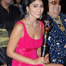Shriya Saran Spicy Sizzling Pink Dress  Photo Gallery
