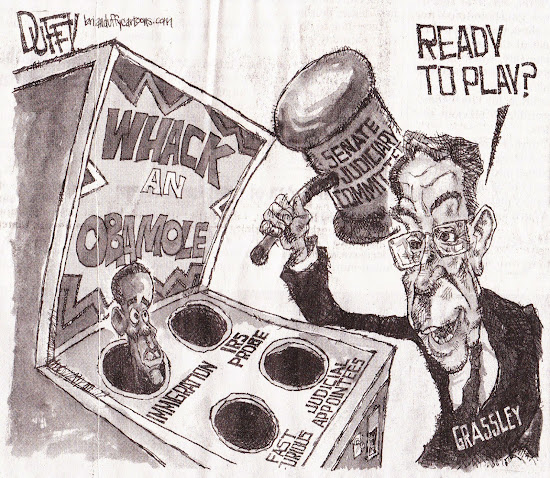 Whack An Obamole Ready To Play Justice is Finally Catching Up With The Sorry-Ass Excuse of a President and All His Cronies