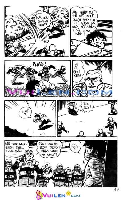 Jindodinho - Đường Dẫn Đến Khung Thành III  Tập 8 page 49 Congtruyen24h
