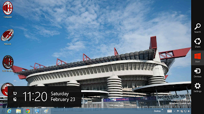 San Siro Stadium Wallpaper