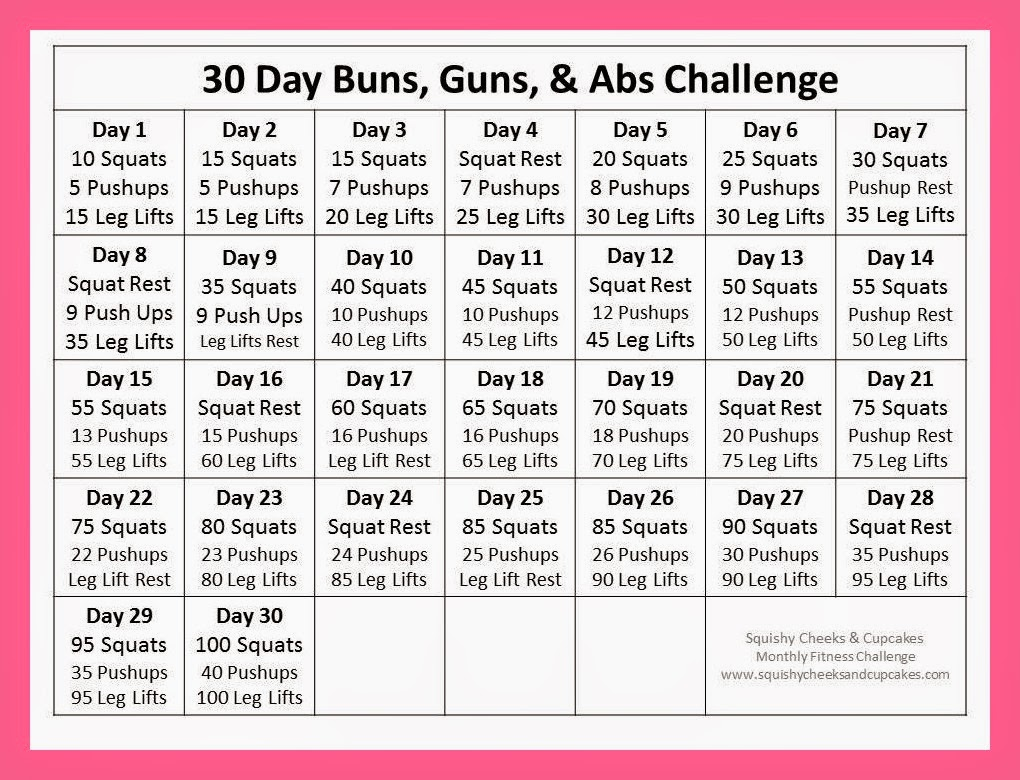 ... haven't joined the Monthly Fitness Challenge Facebook group yet