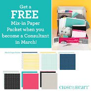 Join my team in March!