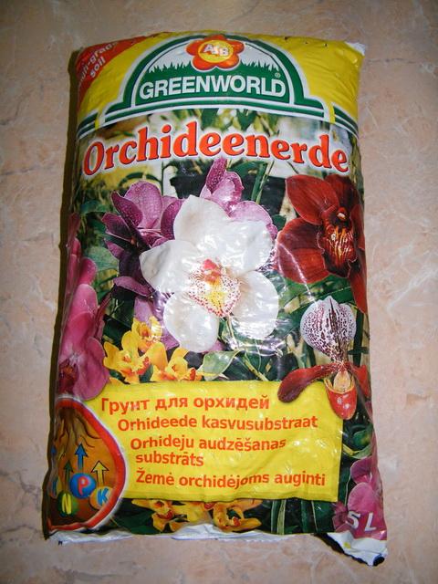 Грунт для выращивания орхидей 22