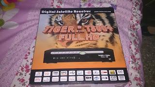 NOVA ATUALIZAÇÃO TIGER T800+ HD V2.12 - 31-01-2016