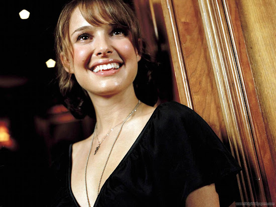 Natalie Portman Glamour Photo Shoot