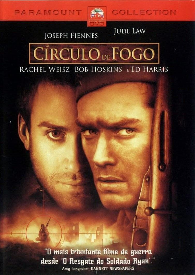 Círculo de Fogo – Dublado (2001)