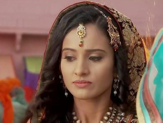 cute Anarkali look of Heena Parmar, Heena Parmar Jodha Akbar, Heena Parmar Anarkali Jodha Akbar, Jodha Akbar Anarkali