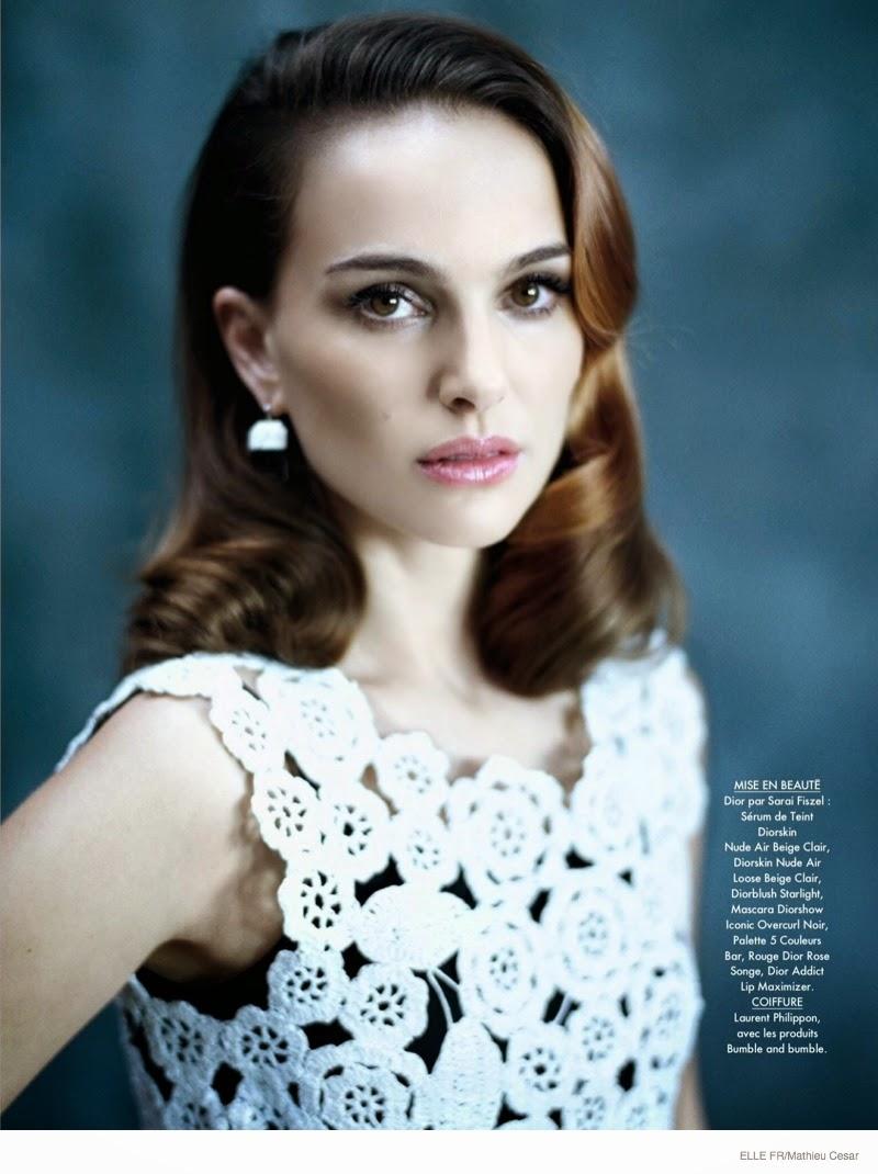 Daily delight: Natalie Portman for Elle France