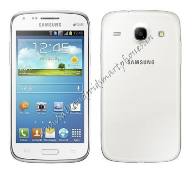 Samsung Galaxy Core Android 3G Smartphone White Image & Photo Review