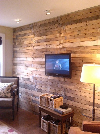 Wood Ideas For Walls wood covered walls - home design