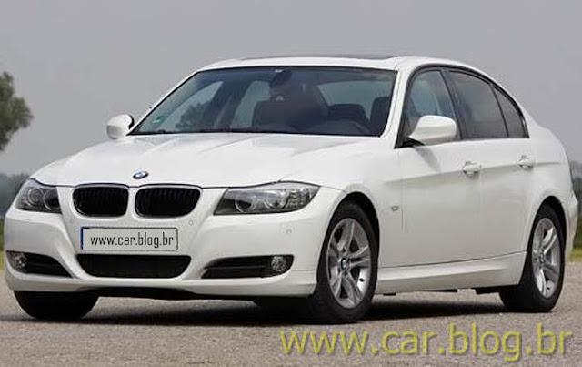 BMW 318i Sport - branco