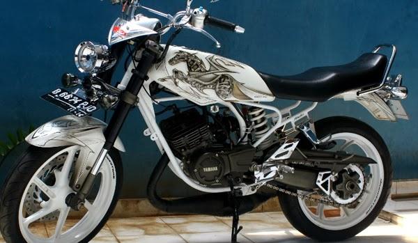 Foto Modifikasi Motor Rx King Ceper