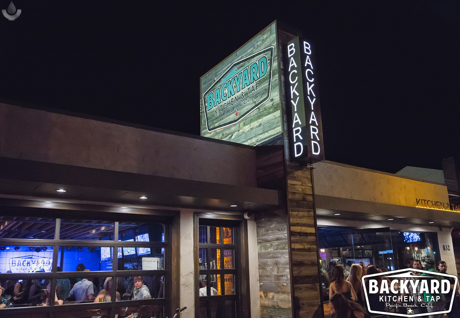 Charmant Come Play At Backyard Kitchen U0026 Tap | Pacific Beachu0027s New Grub And Brew  Hotspot