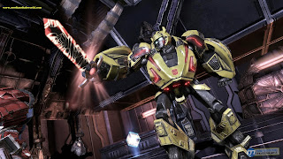 Download transformers game war for cyberton