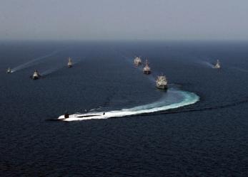 EUA reforçam presença no Golfo Pérsico