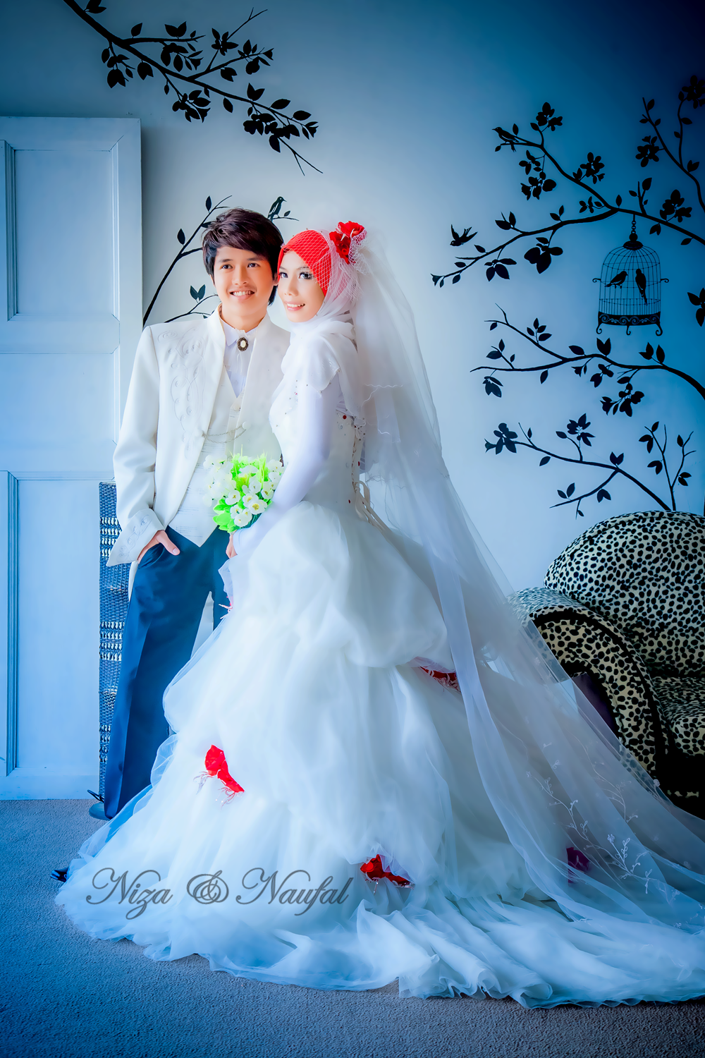 .Our Wedding Photoshoot.