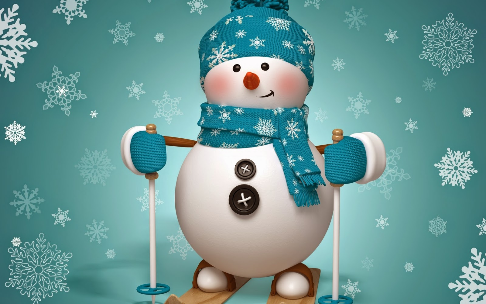 Snowman-ready-to-ice-skate-HD-wallpaper-for-desktop-pc-free-download.jpg